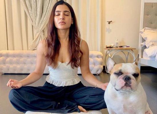 Samantha Akkineni's new health routine to live life fullest!