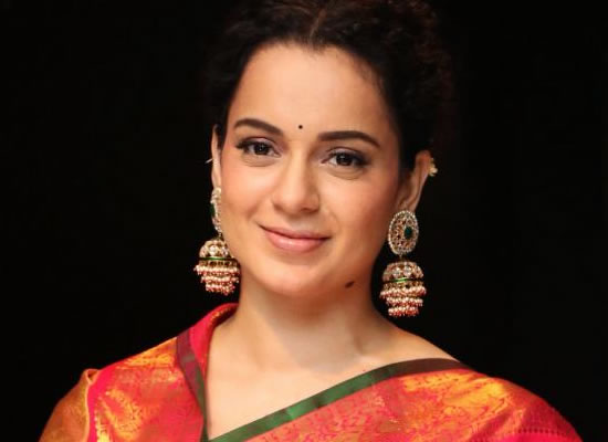 IT'S ALL ABOUT THE LOOK FOR KANGANA!
