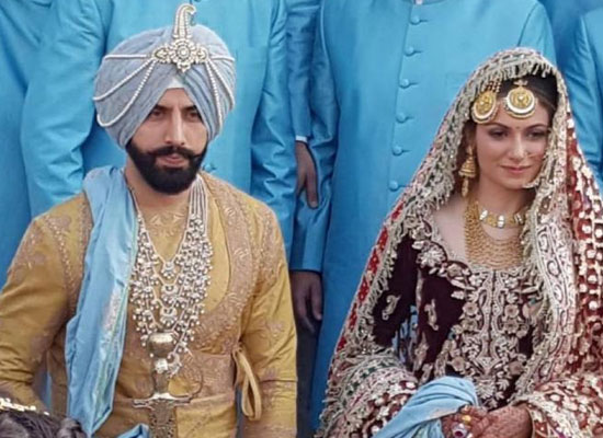 THE NEW MRS MAAN!