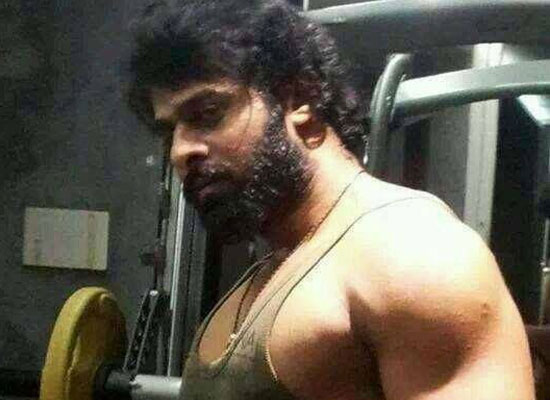 Prabhas's strict diet, rigorous workout regime for his next romantic drama!