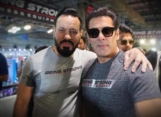 Salman Khan pens a lovely note for bodyguard Shera!