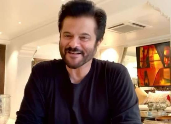 ANIL KAPOOR'S 'ME TIME' DURING THE LOCKDOWN!