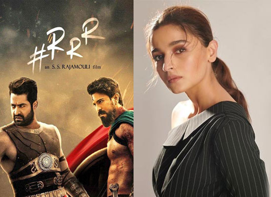 Alia Bhatt to start the shooting of SS Rajamouli's RRR in June?