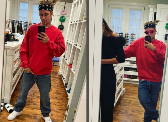 Justin Bieber adorably trolls wife Hailey Bieber for her OOTN!