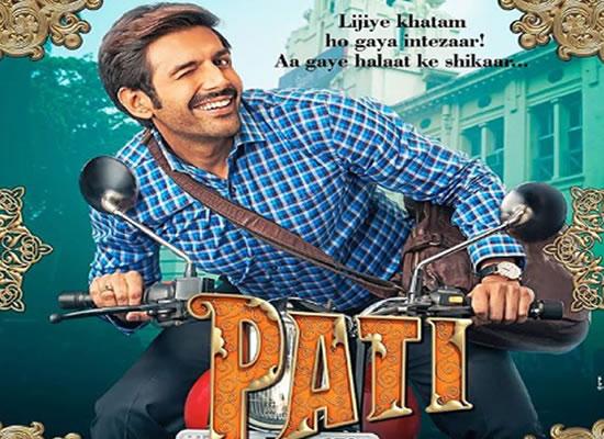 Kartik Aaryan reveals his firs look as Chintu Tyagi with release date!