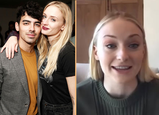 Sophie Turner reveals about hubby Joe Jonas's feeling during social distancing!