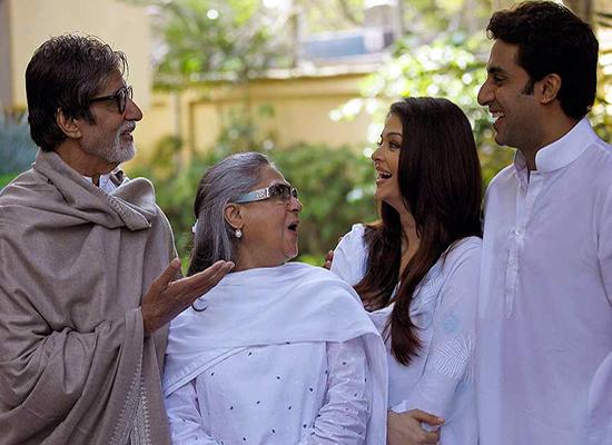 Big B reveals son Abhishek's surprise for Aishwarya Rai on Karwa Chauth!