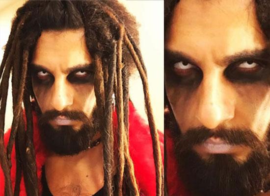 Ranveer Singh's zombie avatar amid self-quarantine break due to COVID 19 crisis!