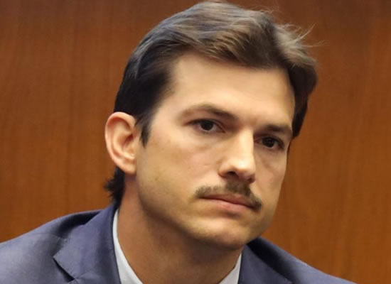 Ashton Kutcher reveals the reason behind his 'spite' mustache!