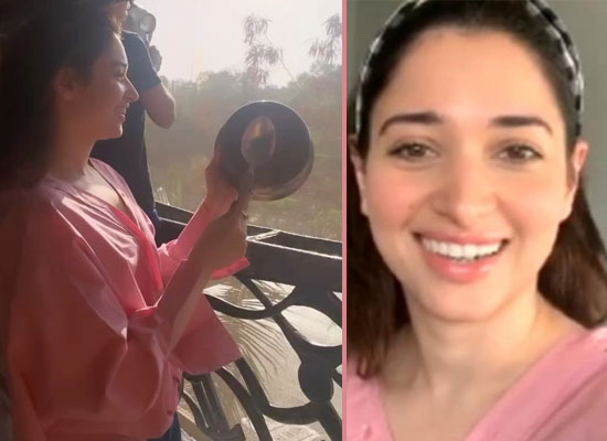 People have to self-isolate, says Tamannaah Bhatia on COVID 19 outbreak!