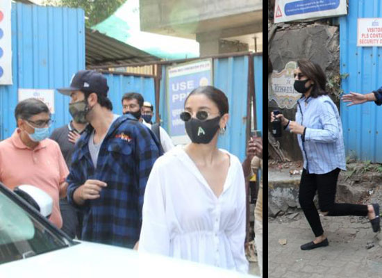 Ranbir and Alia to join mom Neetu Kapoor for inspection of their new abode!