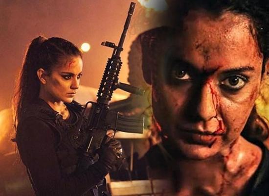 Kangana Ranaut opens up on first woman centered spy thriller 'Dhaakad'!