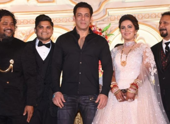 Salman Khan to attend a wedding function in style!