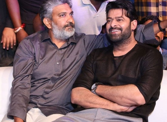 Will SS Rajamouli and Prabhas team up again?