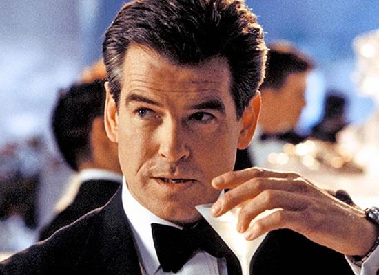 Hollywood star Pierce Brosnan wants a female to play James Bond!