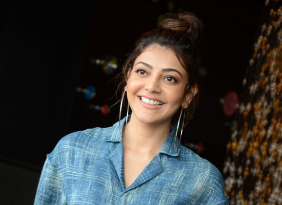 Kajal Aggarwal to play a lead in the upcoming web series for an OTT platform!