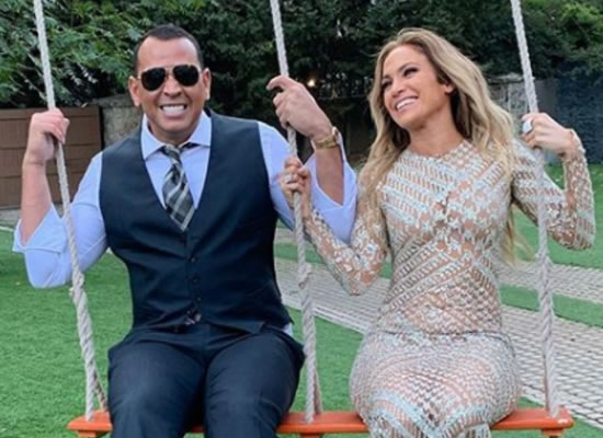 Alex Rodriguez's hint about his marriage with Jennifer Lopez!