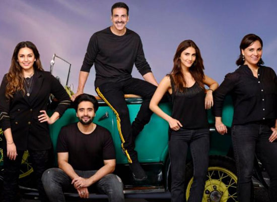 Lara Dutta and Huma Qureshi to join Akshay Kumar in Bell Bottom!