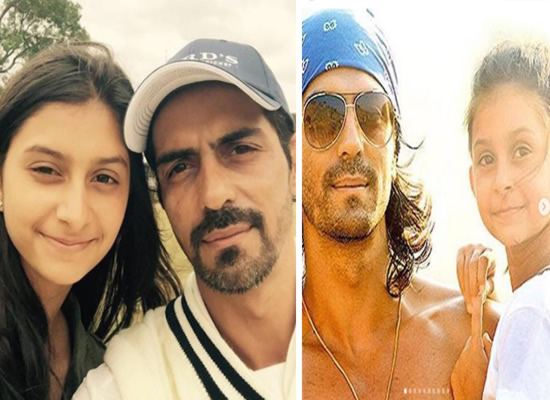 Arjun Rampal's lovely birthday wish for daughter Mahikaa!