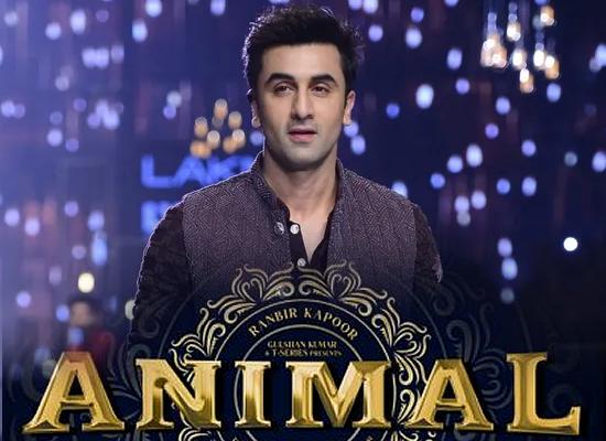 Ranbir Kapoor to start Sandeep Reddy Vanga's Animal from Summer 2022!