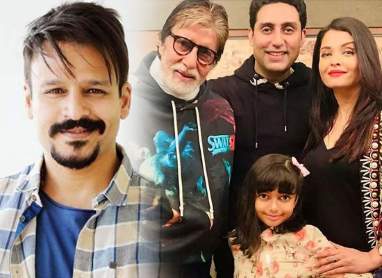 Vivek Oberoi's prayers for Aishwarya Rai Bachchan and her family's well-being!