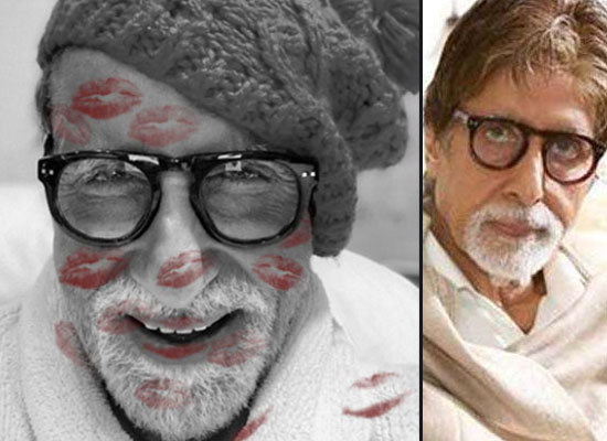 Big B's fitting reply to a troll who said 'I hope you die with this Covid'!