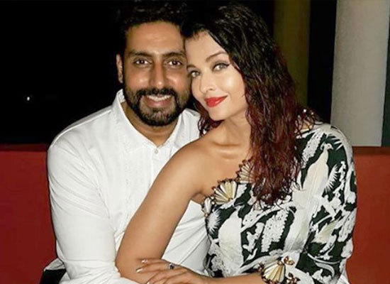 Abhishek Bachchan opens up on working with Aishwarya Rai Bachchan!