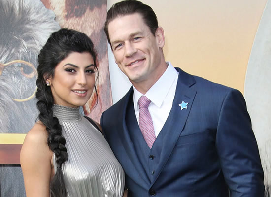 John Cena's 'much easier' connection with girlfriend Shay Shariatzadeh!