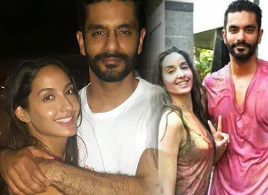 Angad Bedi first time talks about his ex-girlfriend Nora Fatehi!