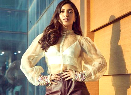 Bhumi Pednekar opens up about doing a cameo role!
