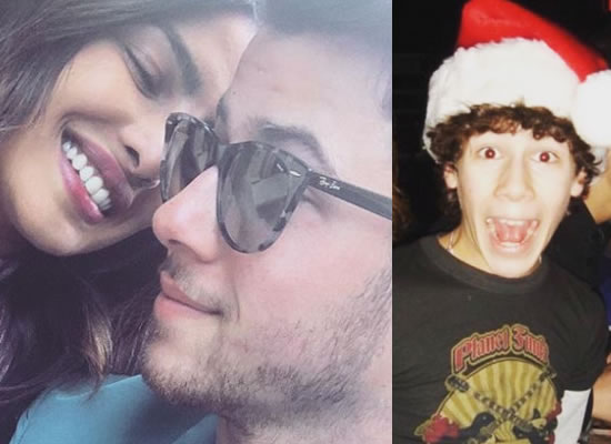 Priyanka Chopra talks about Nick Jonas' diabetes!