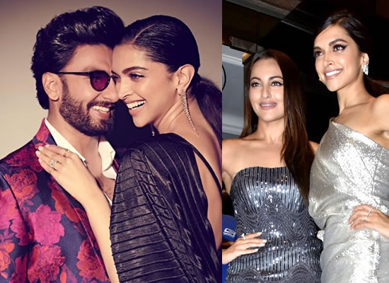 Ranveer and Deepika are the most stylish couple, says Sonakshi Sinha!