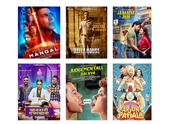 Latest Box Office for this week till 23rd August, 2019!