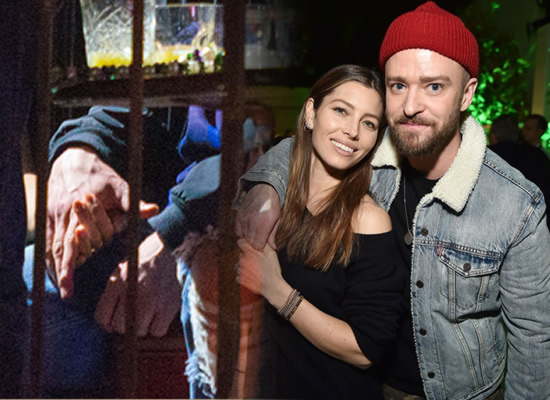 Justin Timberlake tries hard to win his wife's trust?
