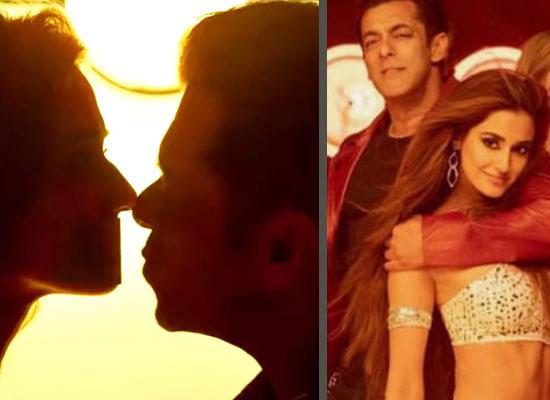 Salman Khan opens up about his kiss scene with Disha Patani in Radhe!