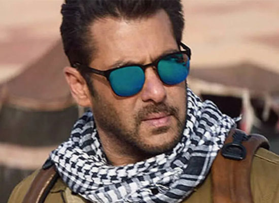 The makers to start shooting for Salman's Tiger 3 by February 2021!