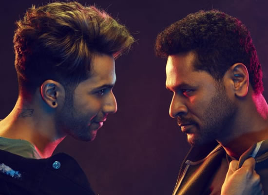 Varun Dhawan and Prabhudheva to unite for a masala entertainer!