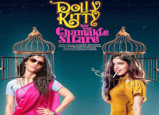 Bhumi and Konkona's Dolly Kitty Aur Woh Chamakte Sitare to release online!