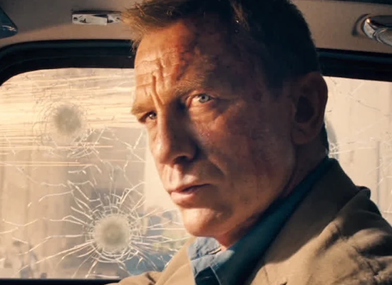 Daniel Craig's advice for the next James Bond!