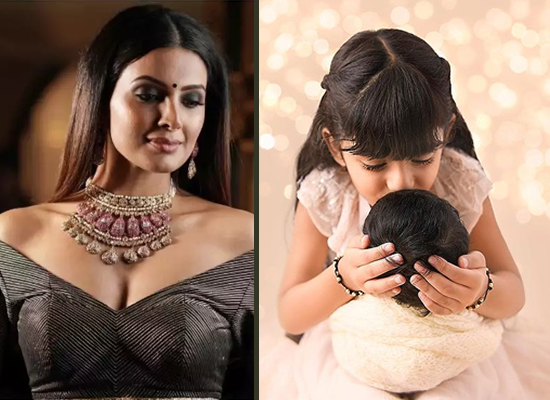 Geeta Basra opens up on embracing motherhood second time!