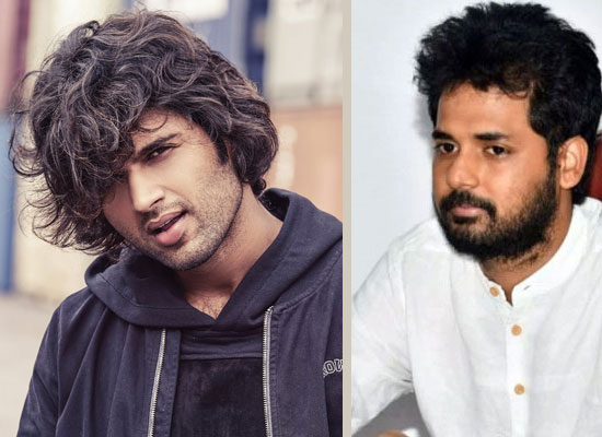 Vijay Deverakonda to unite with Brochevarevarura fame Vivek Athreya for his next?