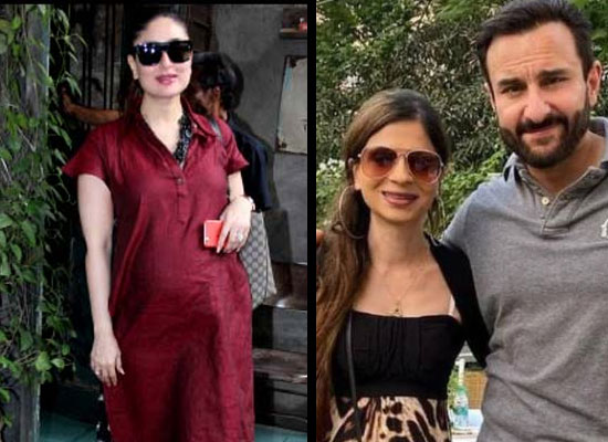 Sister Saba eagerly waits to see brother Saif Ali Khan become 'quadfather'!