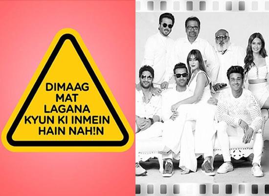 Ileana D'Cruz to share a wacky warning about Pagalpanti!