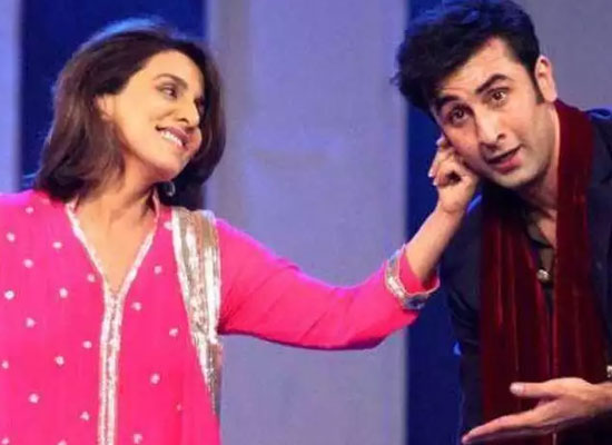 Neetu Kapoor opens up about her bonding with son Ranbir Kapoor!