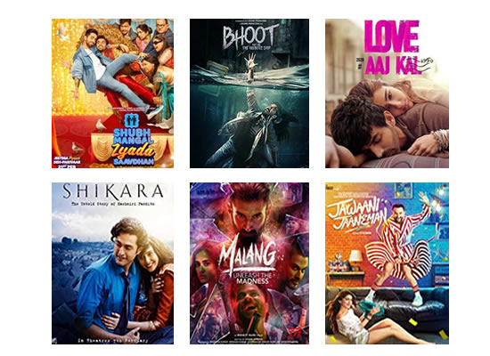 Latest Box Office for this week till 24th February, 2020!