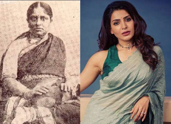 Samantha Akkineni to depict the role of Carnatic singer Nagarathnamma in her next?