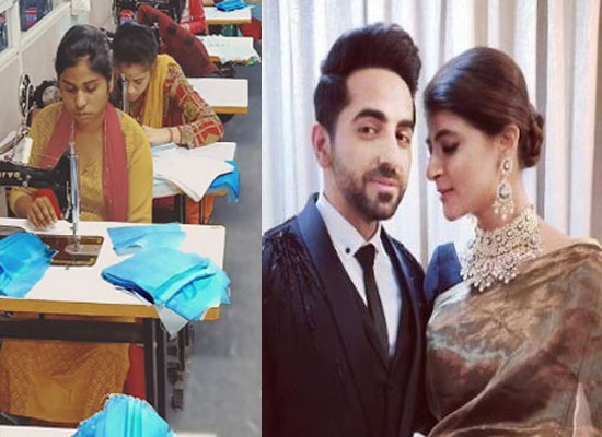 Ayushmann and wife Tahira to support NGO Gulmeher amid Coronavirus crisis!