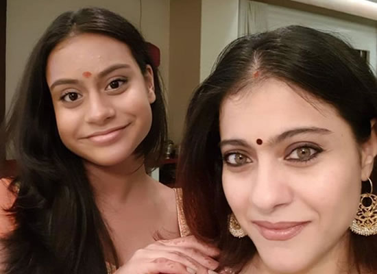 Kajol opens up about her daughter Nysa's Bollywood debut!