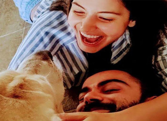 Anushka Sharma talks about 'silver lining' during lockdown with hubby Virat Kohli!