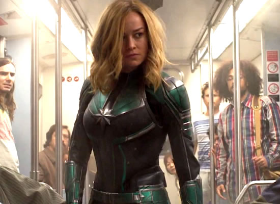 Brie Larson opens up about Captain Marvel 2!